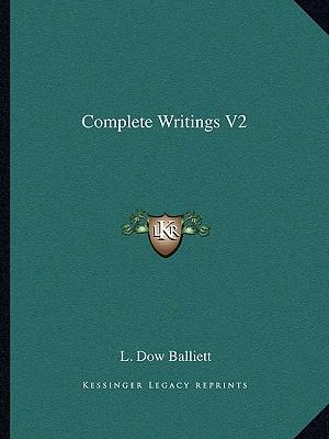 Complete Writings V2