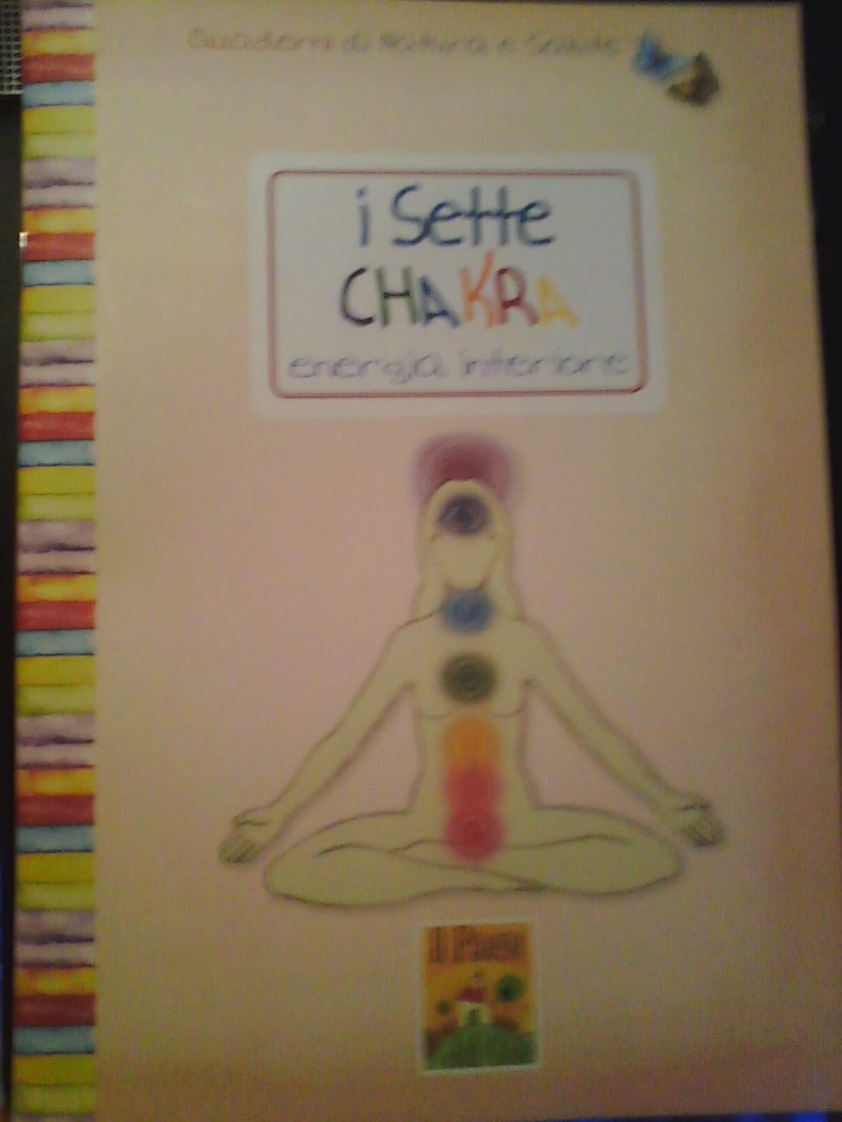 I sette chakra