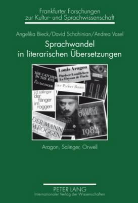 Sprachwandel in Literarischen Ubersetzungen