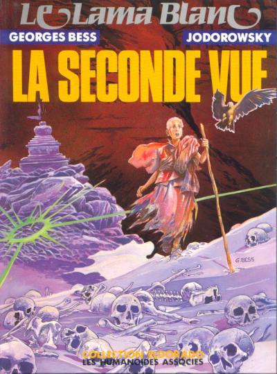 Le lama blanc. 2, La seconde vue