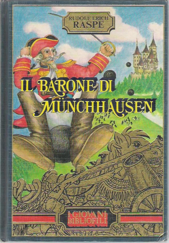 Il barone di Münchausen