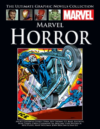 Marvel Horror