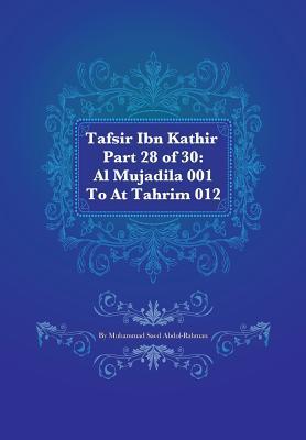 Tafsir Ibn Kathir Part 28 of 30