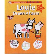 Louie Draws a Farm