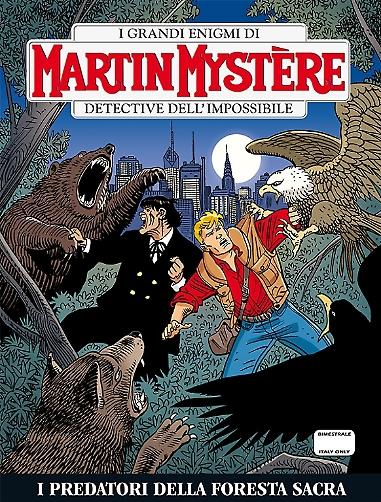 Martin Mystère n. 334