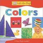 DK Lift the Flap Colors Board Book
