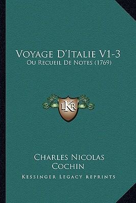 Voyage D'Italie V1-3