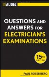 Audel Questions and Answers for Electrician's Examinations