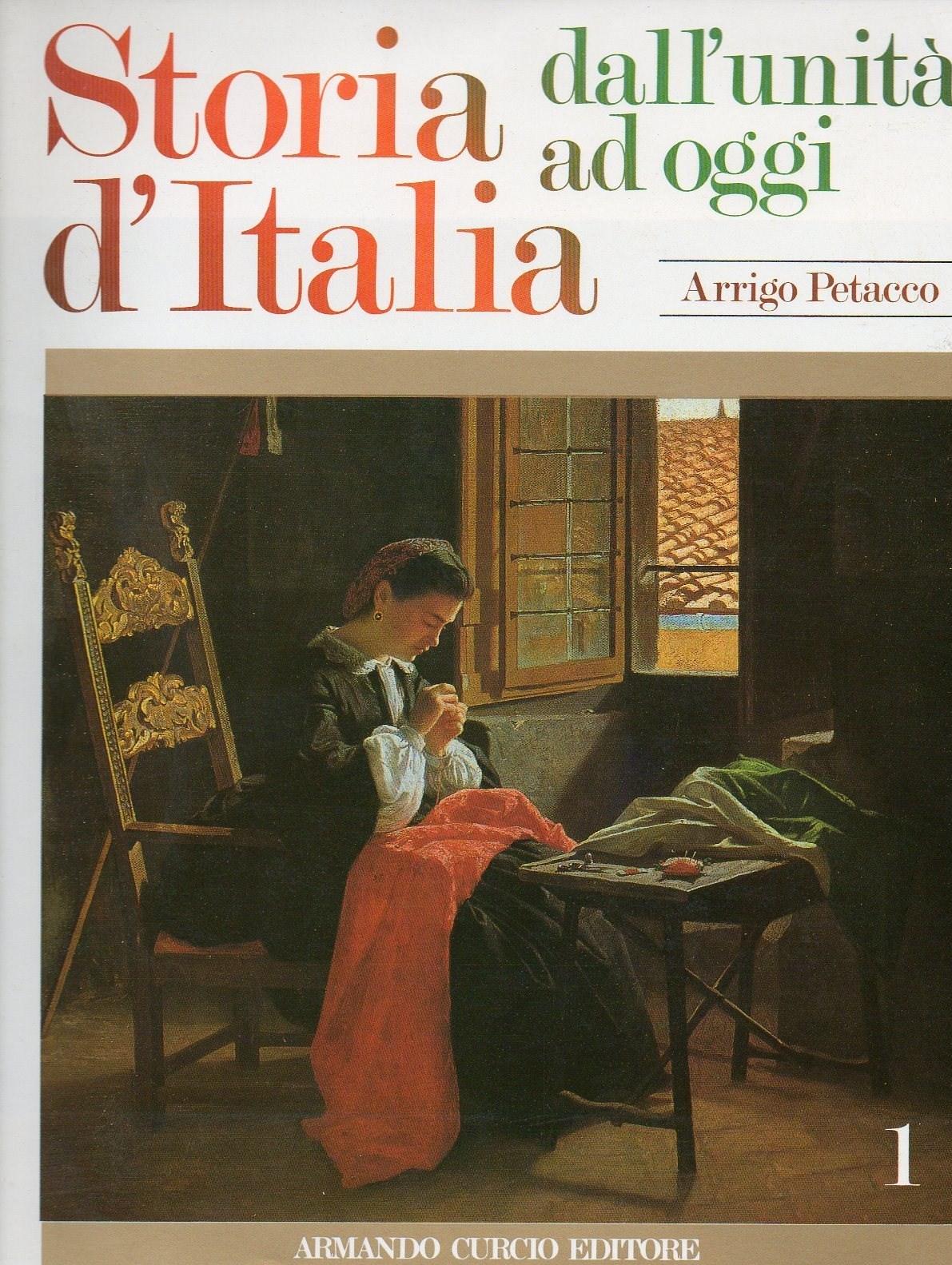 storia d'Italia vol. 1