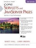 Core Servlets and JavaServer Pages: v. 2