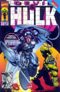 Devil & Hulk n. 033