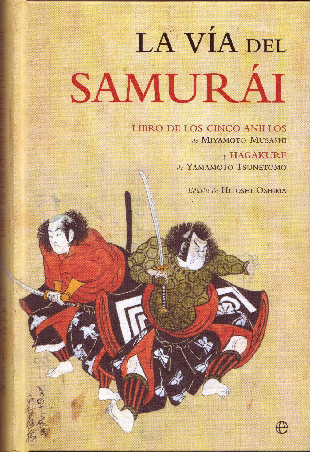 La vía del samurái