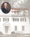 William Lewis, Esquire