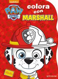 Colora con Marshall....