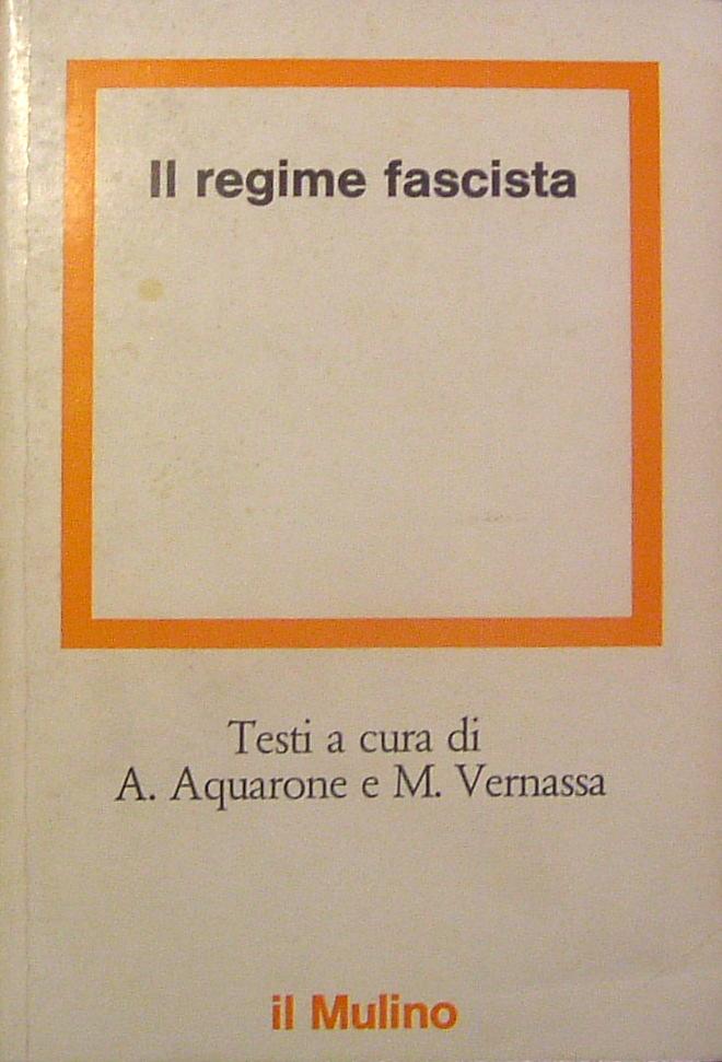 Il regime fascista