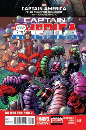 Captain America Vol.7 #18