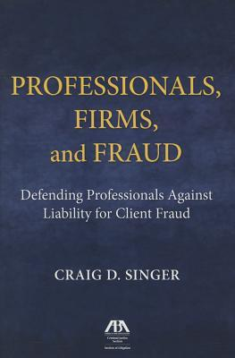 Professionals, Firms and Frauds