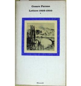 Lettere 1926 - 1950