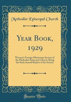 Year Book, 1929
