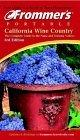 Frommer's Portable California Wine Country
