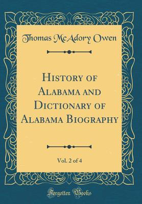 History of Alabama a...