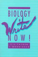 Biology Write Now!