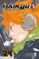 Haikyu!! vol. 24