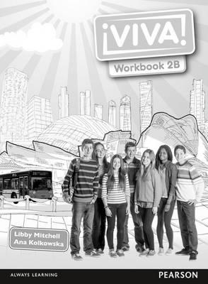 Viva! 2 Workbook B(pack of 8)