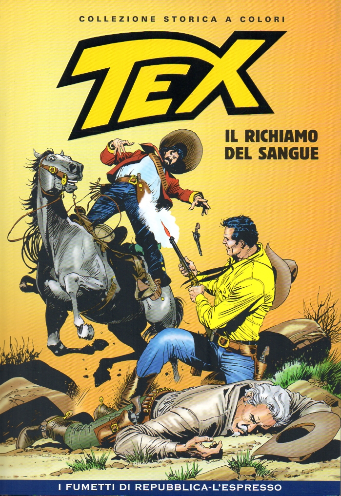 Tex collezione storica a colori n. 247