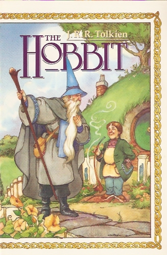 Hobbit or There and ...