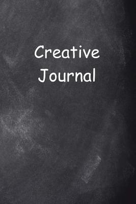 Creative Journal Chalkboard Design
