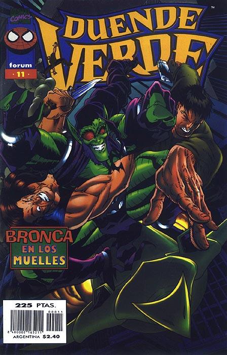 Duende Verde Vol.1 #11 (de 12)
