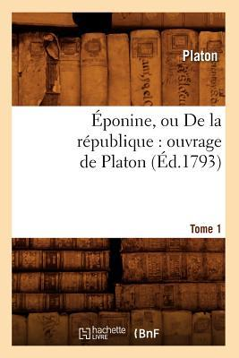 Eponine, Ou de la Republique