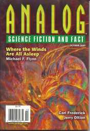 Analog Science Fiction and Fact, October 2009