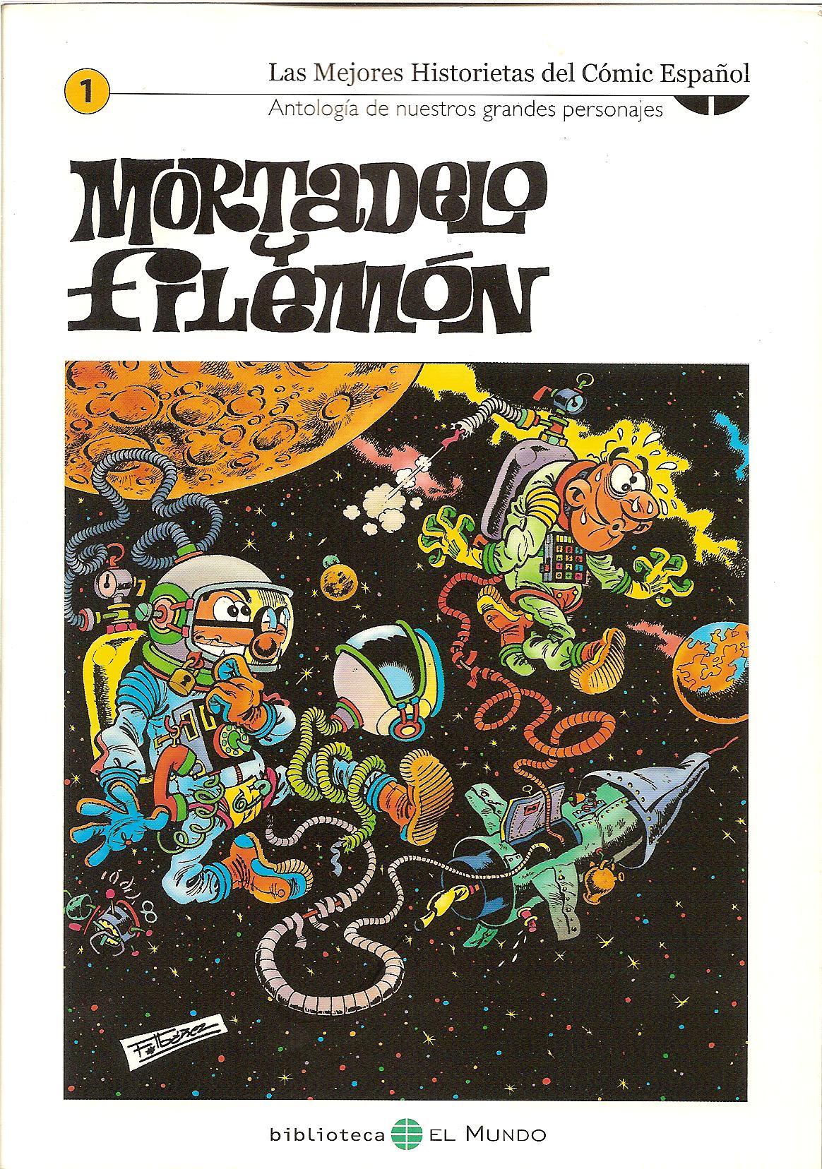 Mortadelo y Filemón...