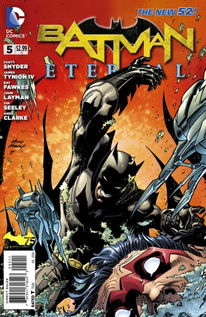 Batman Eternal Vol.1 #5