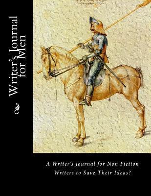 Writer's Journal for Men