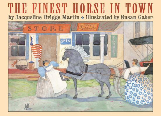 Finest Horse in Town
