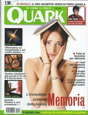 Quark: Il piacere di saperlo n. 41
