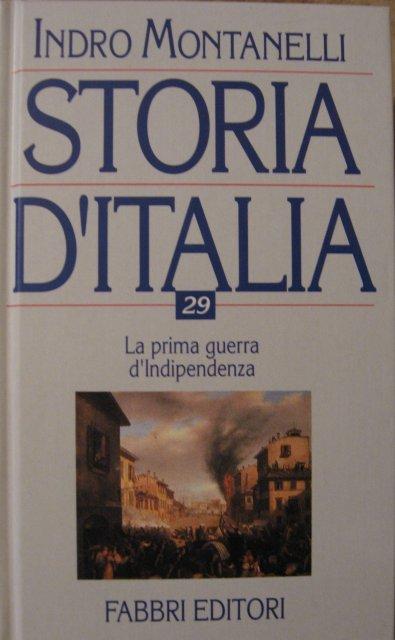 Storia d'Italia - volume 29