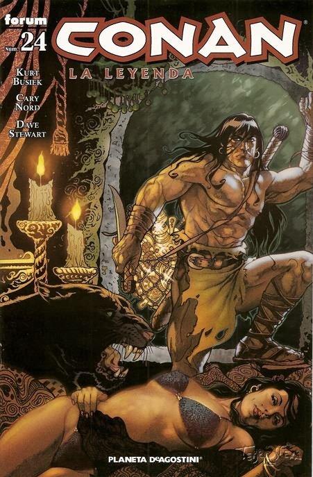 Conan: La leyenda #2...