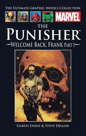 The Punisher: Welcom...