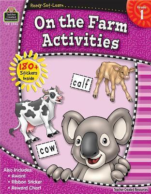 On the Farm Activities, Grade 1