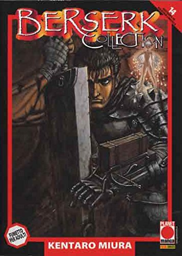 Berserk Collection Serie Nera vol. 14