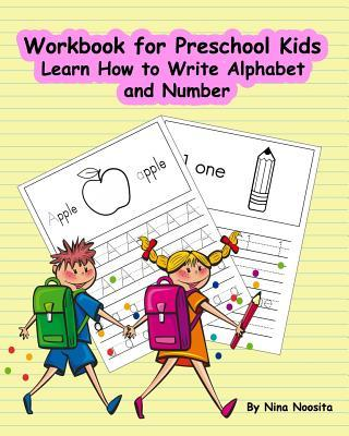 Workbook for Preschool Kids