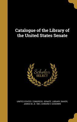 CATALOGUE OF THE LIB OF THE US