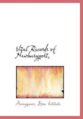 Vital Records of Newburyport,