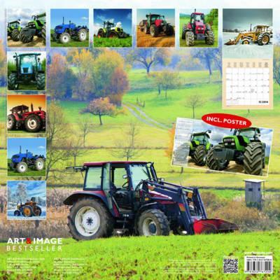Traktoren 2014 Broschürenkalender
