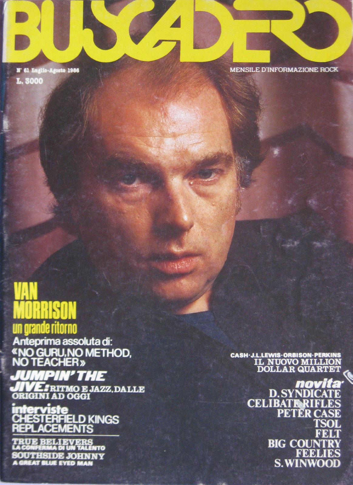 Buscadero n. 61 (luglio-agosto 1986)