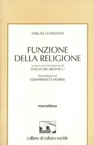 Funzione della religione